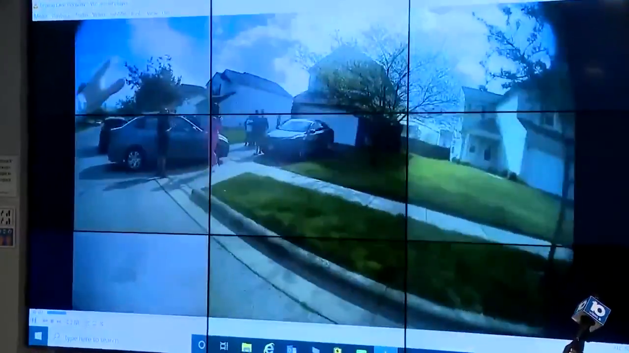 Bodycam: 15-year-old Makiah Bryant shot dead by police in Columbus, Ohio