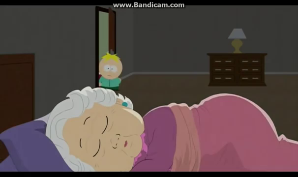 Butters destroys bullying Grandma
