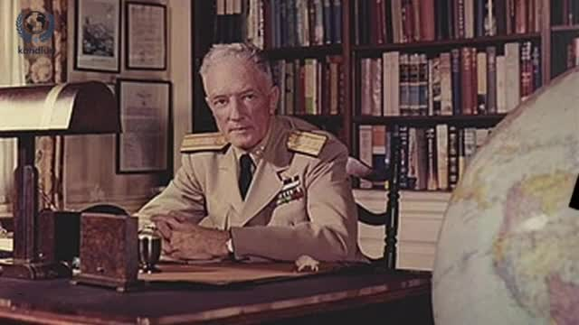 Lost Diary of Admiral Richard E. Byrd