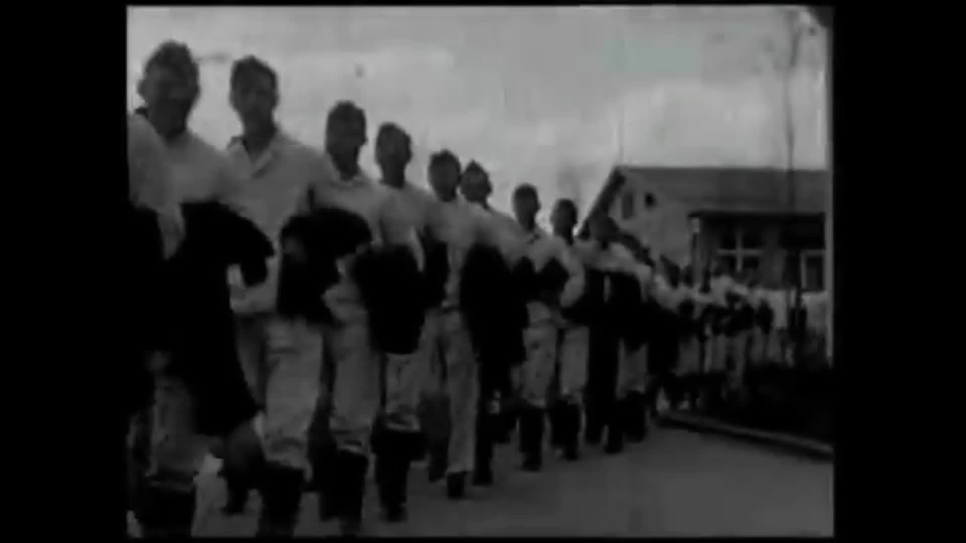 Wehrmacht during times of peace . (1930s) Training Footage