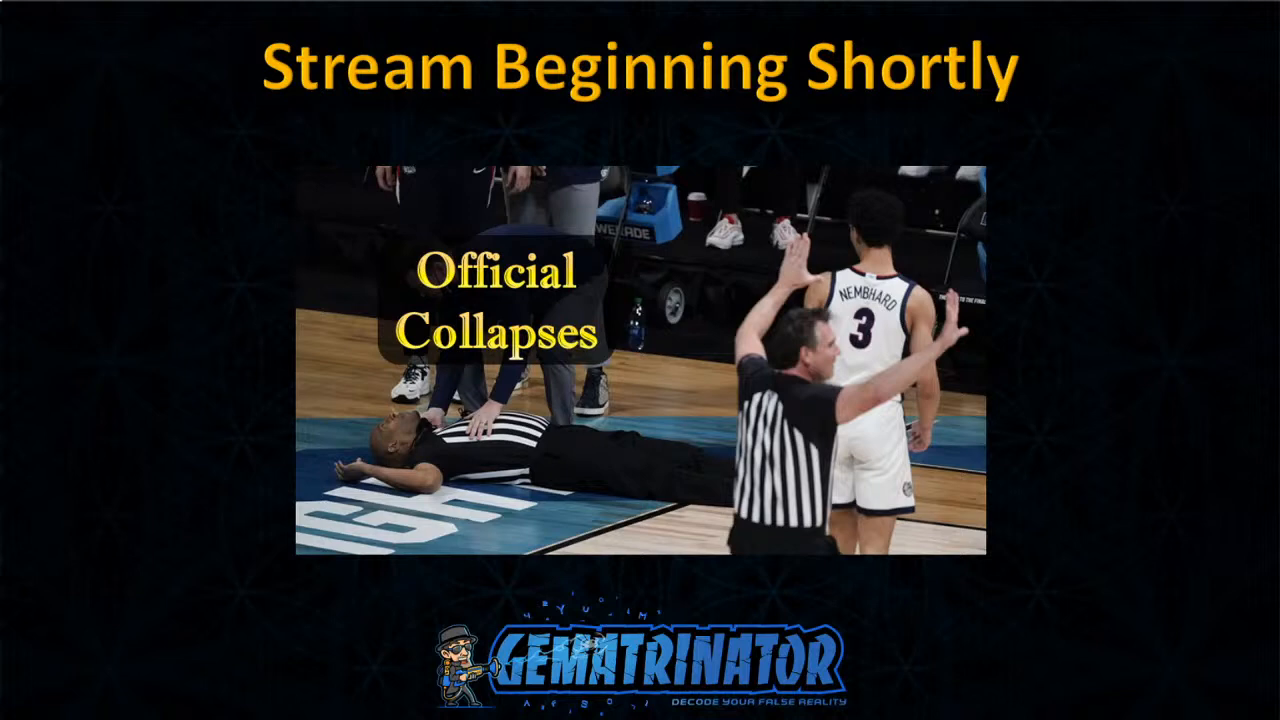 Crucifixion Riddle: (((Bert Smith))) Collapses During NCAA Game - Gematria