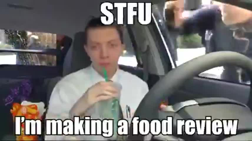 reviewbrah aint got time for that, I'm Making a Food Review