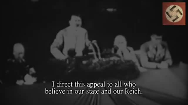 Adolf Hitler - The Man The Jews hate almost as much as Jesus Christ