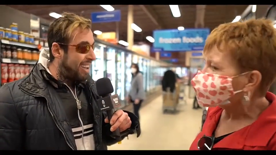CHRIS SKY at LONGOS! Is this guy real or another content whore? I dont trust him!