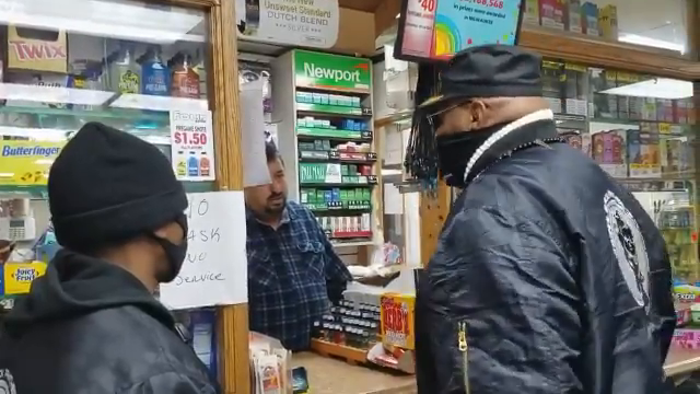 """More """"black panther"""" extortion and intimidation out of Milwaukee"""