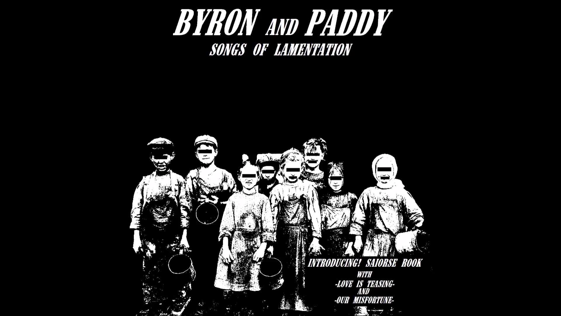 We Shall Overcome by Paddy Tarleton & Byron de la Vandal [Songs of Lamentation track 10]