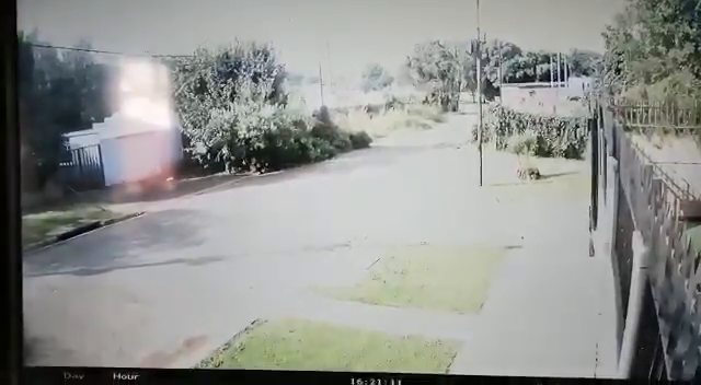 Failed Hijacking in South Africa