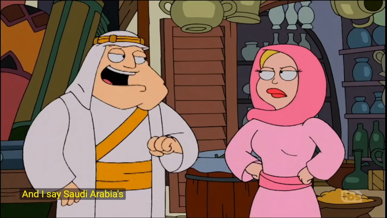 Stay The Hell Away from Saudi Arabia