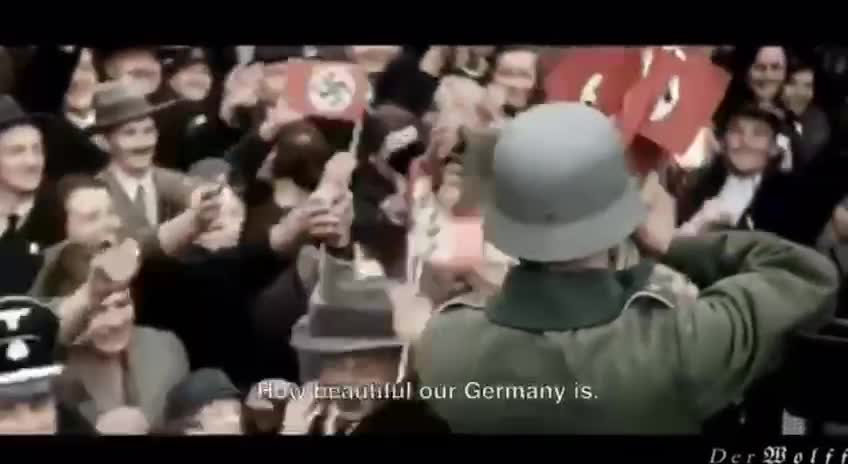 Adolf Hitler - The most loved man in history