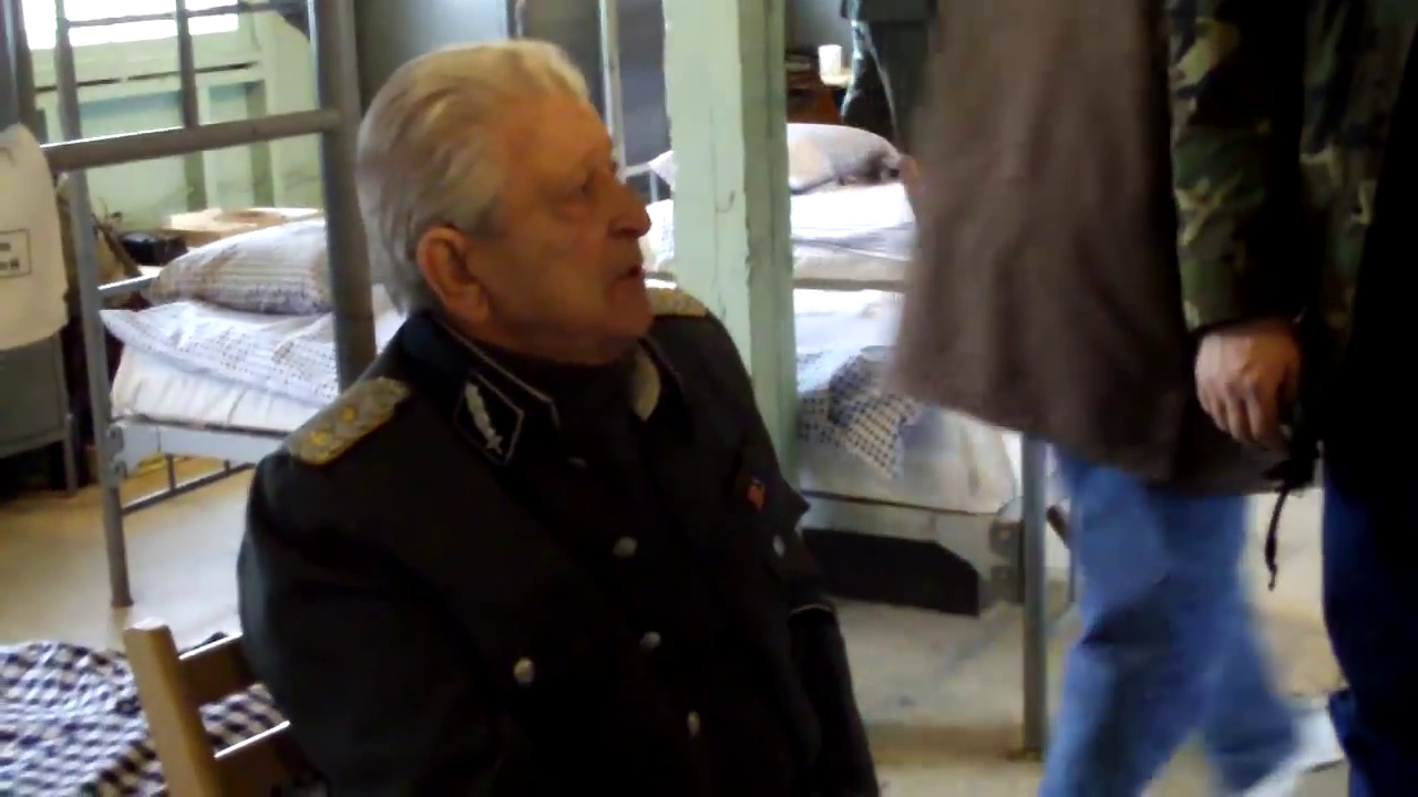 Interview with a German WW2 vet