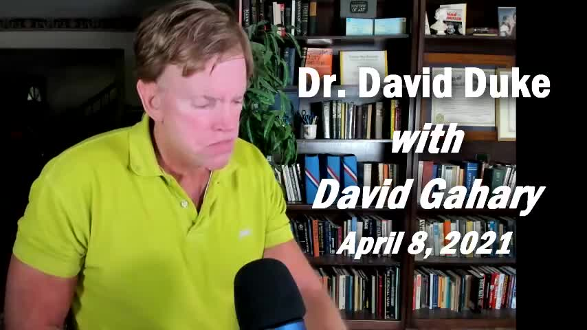 "David Duke: ""The Zio-Media Hate"""