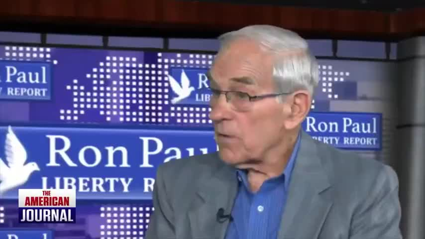 Ron Paul Issues Emergency Warning, But It May Be Too Late