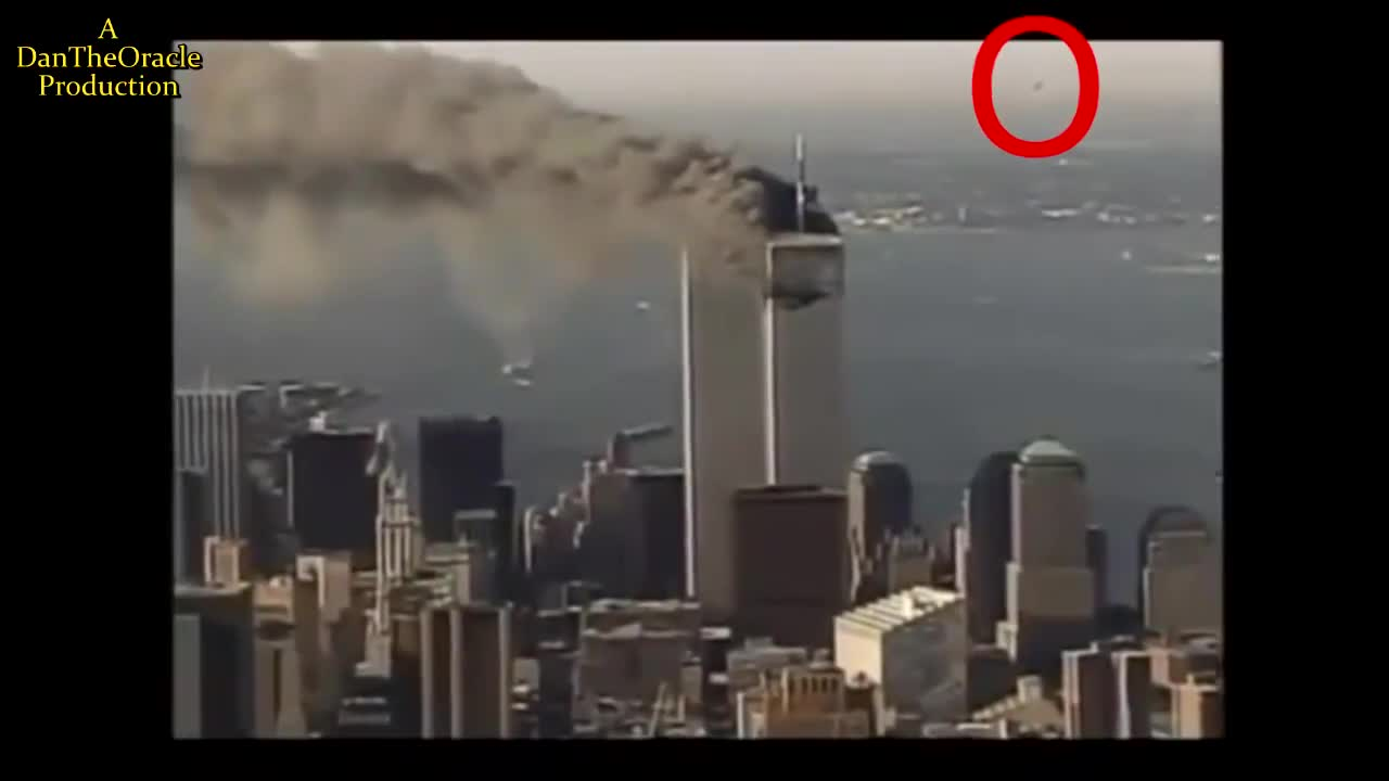 (((rare))) 9-11 footage that apparently dosnt show the 2nd plane hitting the 2nd tower that clearly shows the plane hitting the tower...