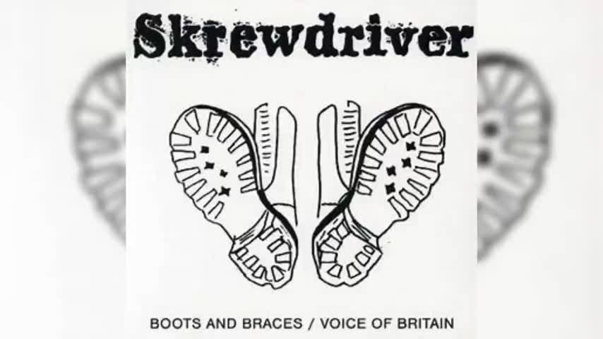 SKREWDRIVER - When The Boat Comes In
