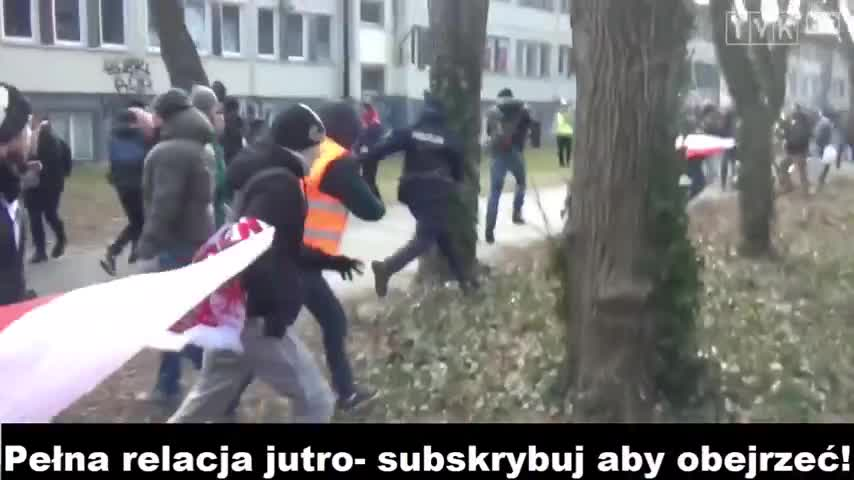 The People Turn on the Corrupt Police in Poland - March 23 2021