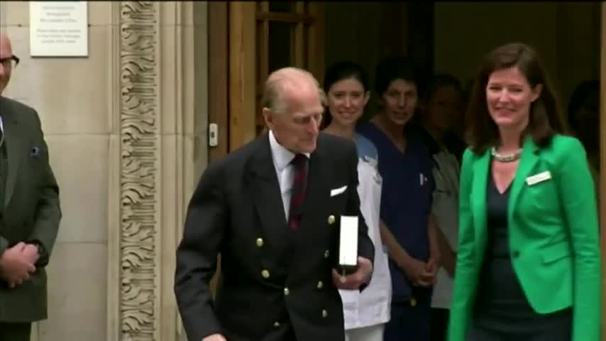 Prince Philip died 30 years ago but passed away today! :)