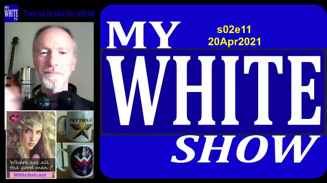 MyWhiteSHOW - Season2 End. Happy Bday Adolf. FBI Visit.