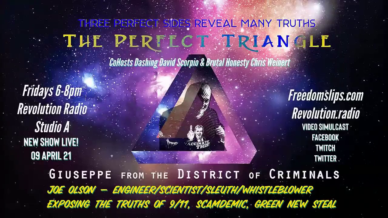 The Perfect Triangle w/ Guest Joe Olson