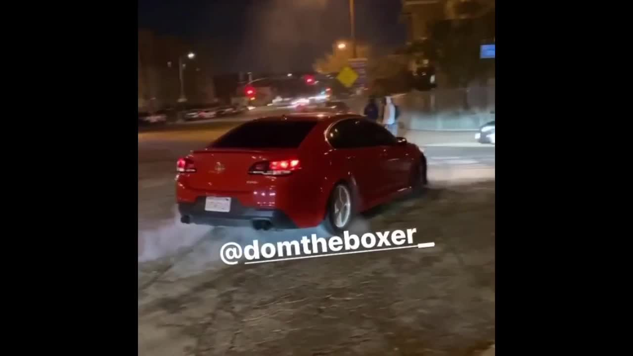 Los Angeles Ghetto Drift Accident Chimpout - Mob Justice