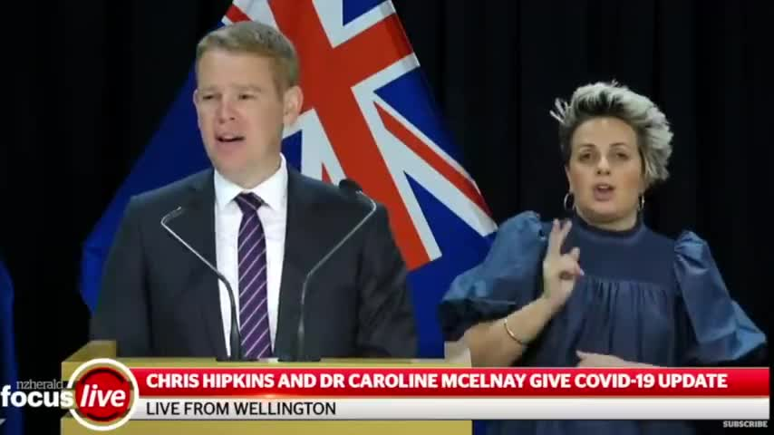 "⁣Fact Checking Chris Hipkins RE: ""Disrespectful People Handing out Anti-Mask Misinformation"""