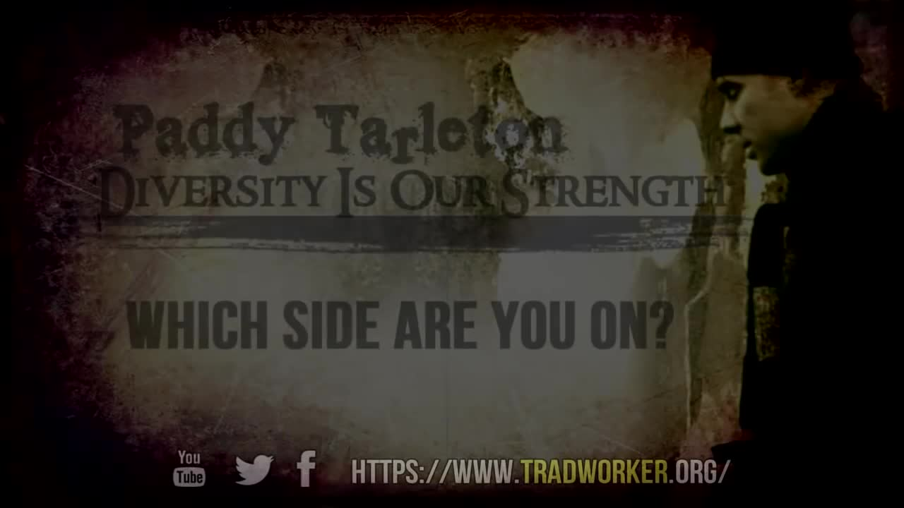 Which Side Are You On by Paddy Tarleton