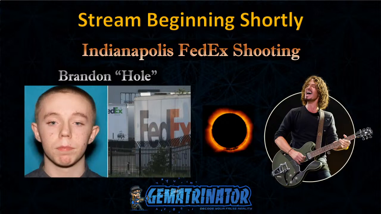 "(((Name))) of ""Indianapolis Shooter"" Released (Fake) - Gematria"