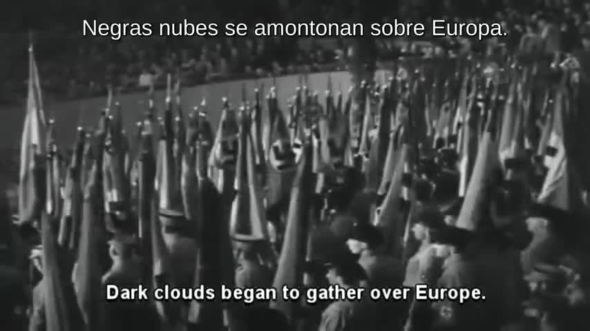 Hitler describes what is Europe