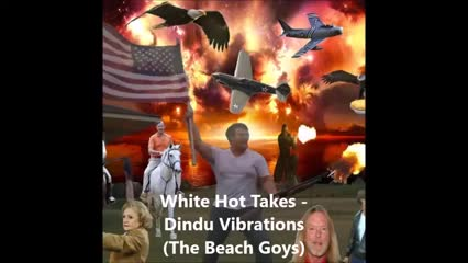 Dindu Vibrations The Beach Goys by White Hot Takes