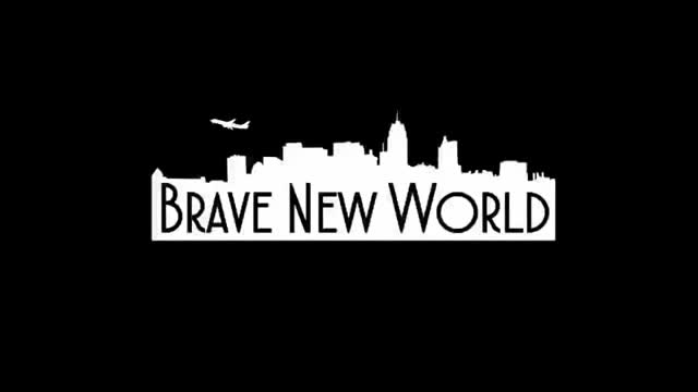 Brave New World, Aldous Huxley, FULL Audiobook