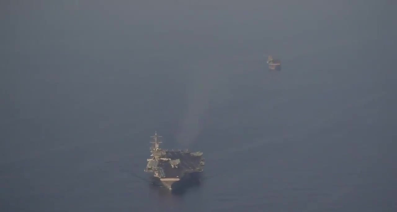 San Diego-Based Ships, Marines Converge in Disputed South China Sea