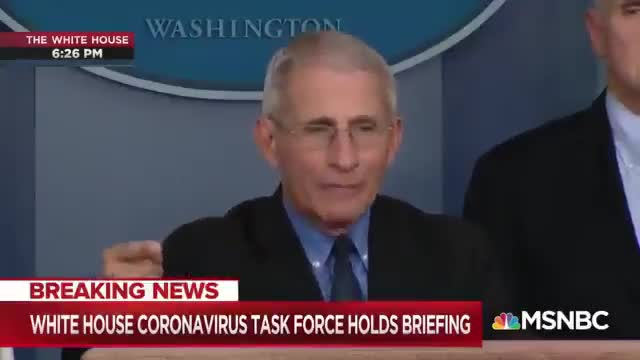 Fauci - Does the Vaccine Make you Worse?