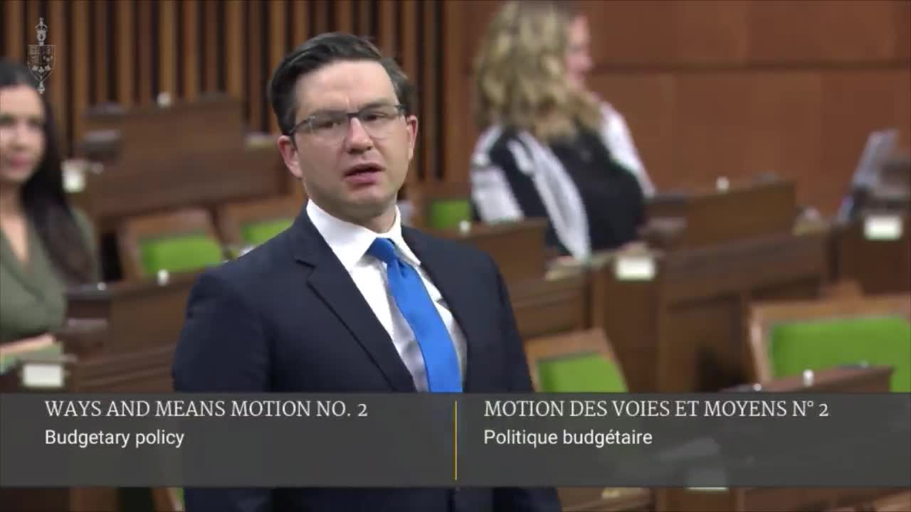"""🦅HAWK-MODE: Canadas' Pierre Poilievre on Money; """"A modern idea that's thousands of years old"""".."""