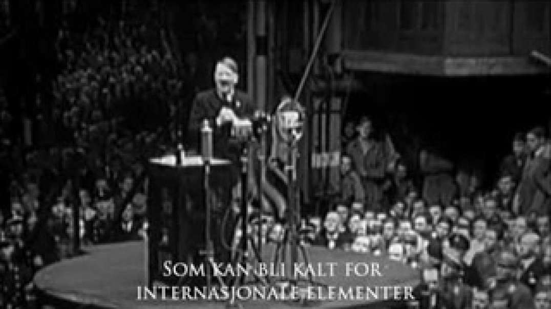Adolf Hitler - International Jewry