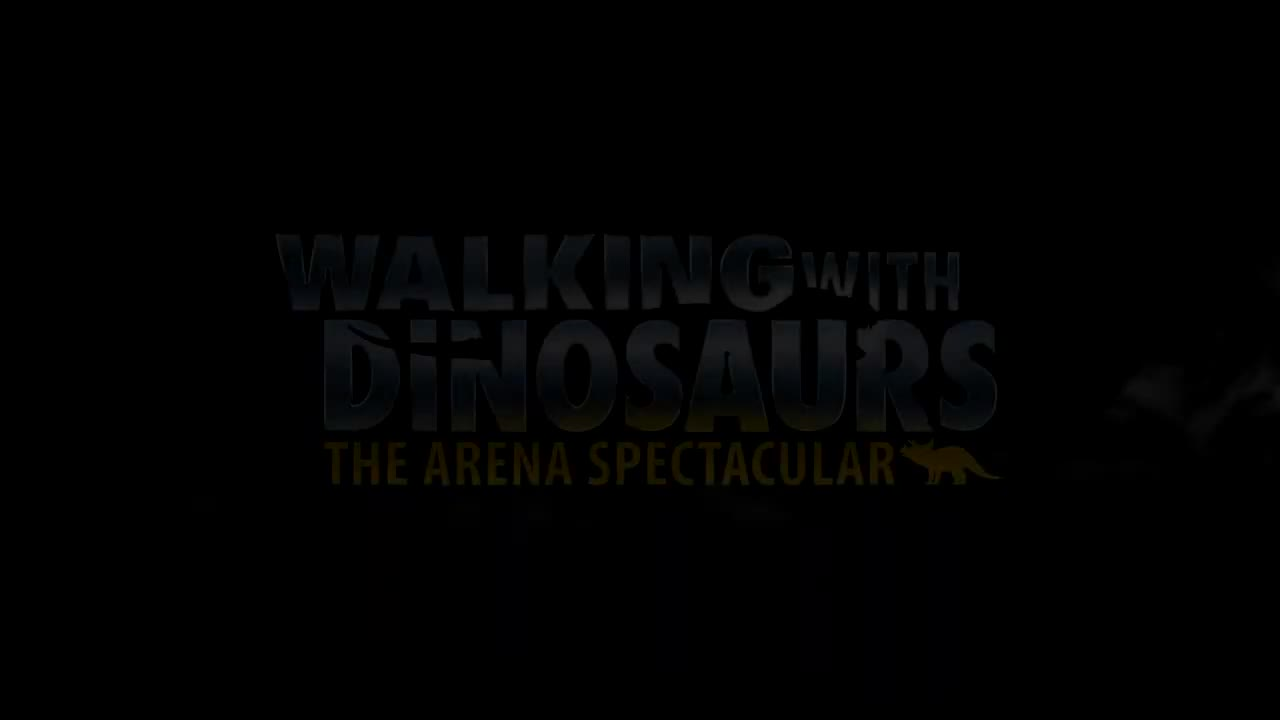 Walking With Dinosaurs The Arena Spectacular Tribute Full Show