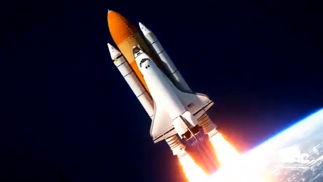 Goddard radio group picked up this broadcast from the space shuttle.