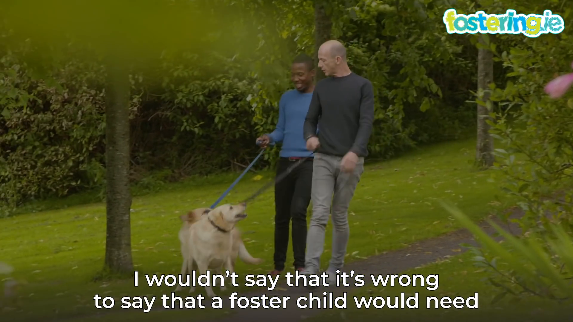 ⁣Tusla advertising foster kids to go along with an interracial homosexual couple, nothing will go wrong here