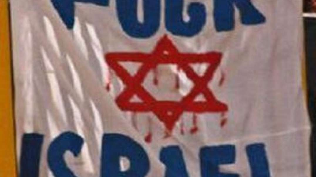 """Pastor Tommy McMurtry: """"Why you shouldn't support Israhell"""""""