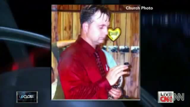 A look at the snake-handling churches of Appalachia