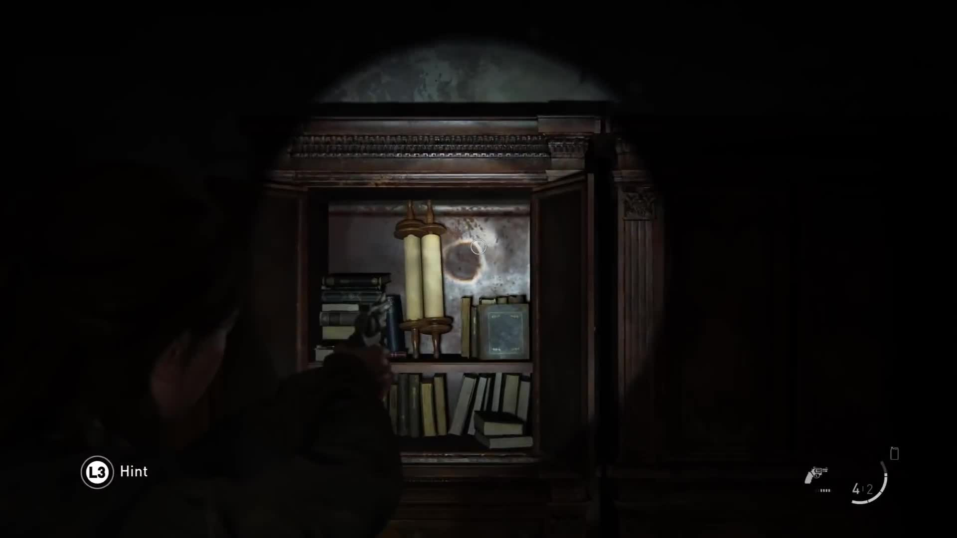 (((Things))) You Can't Shoot in The Last of Us Part 2. Guess Why?