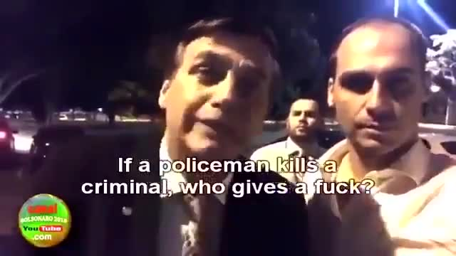 Brazil has elected a new President!
