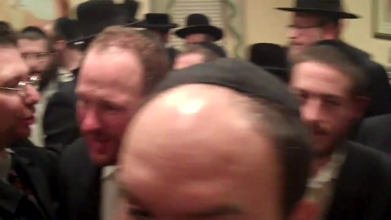 Hoard of jews steal election