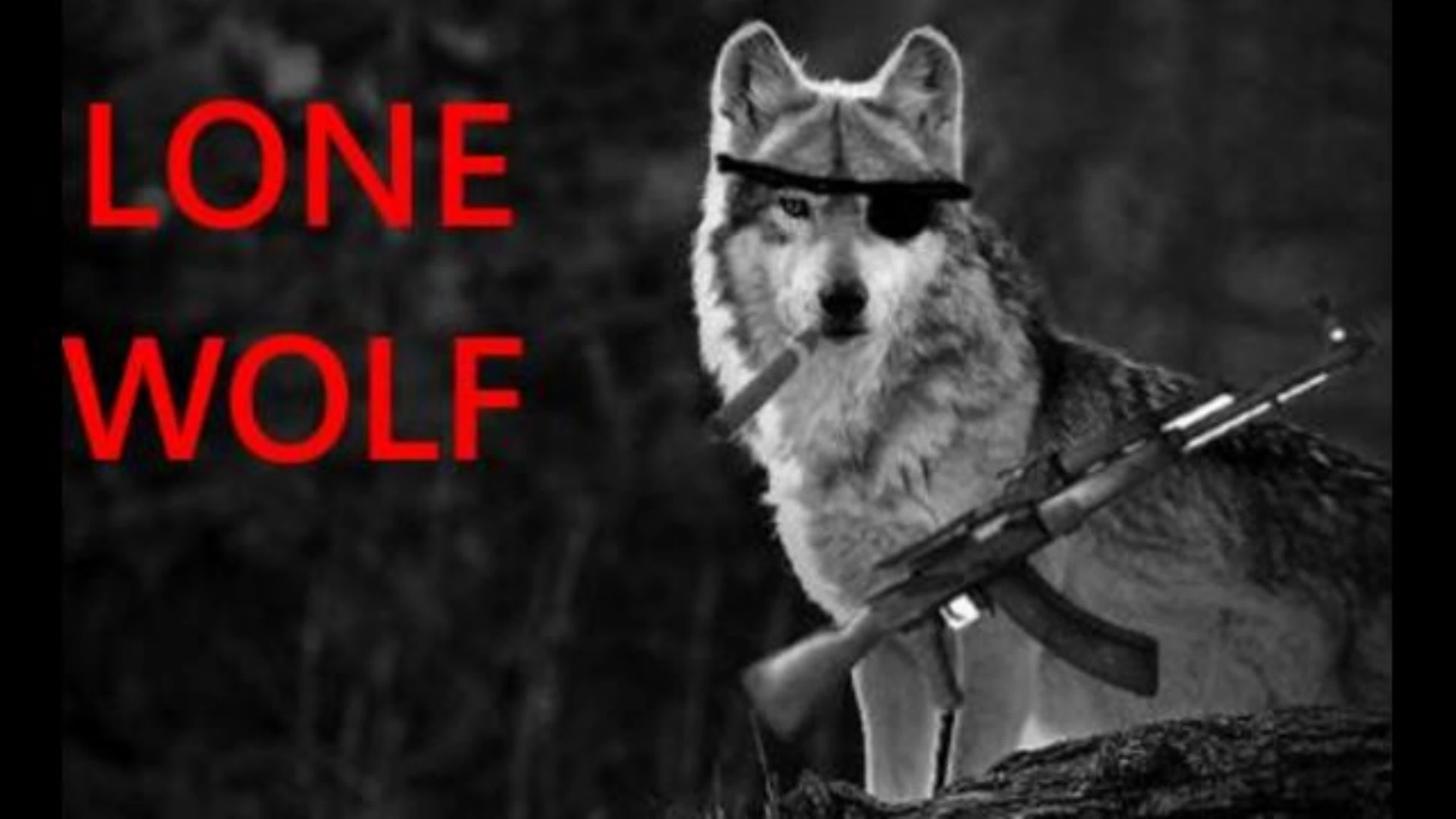 """""""Age of the Wolf"""", SPLC psyop"""