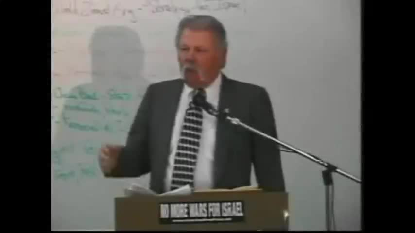 Phil Tourney speaks about Israel's attack on the USS liberty