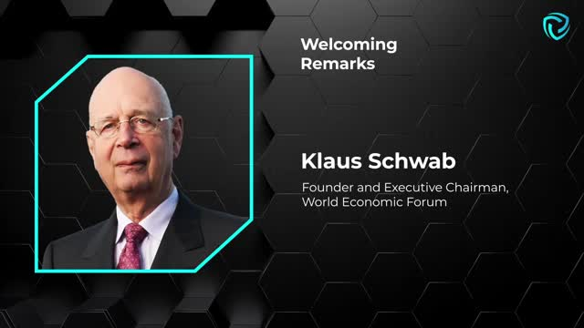 """In his welcoming remarks at Cyber Polygon 2020, WEF Founder Klaus Schwab warned about a coming """"cyber p(L)andemic"""""""