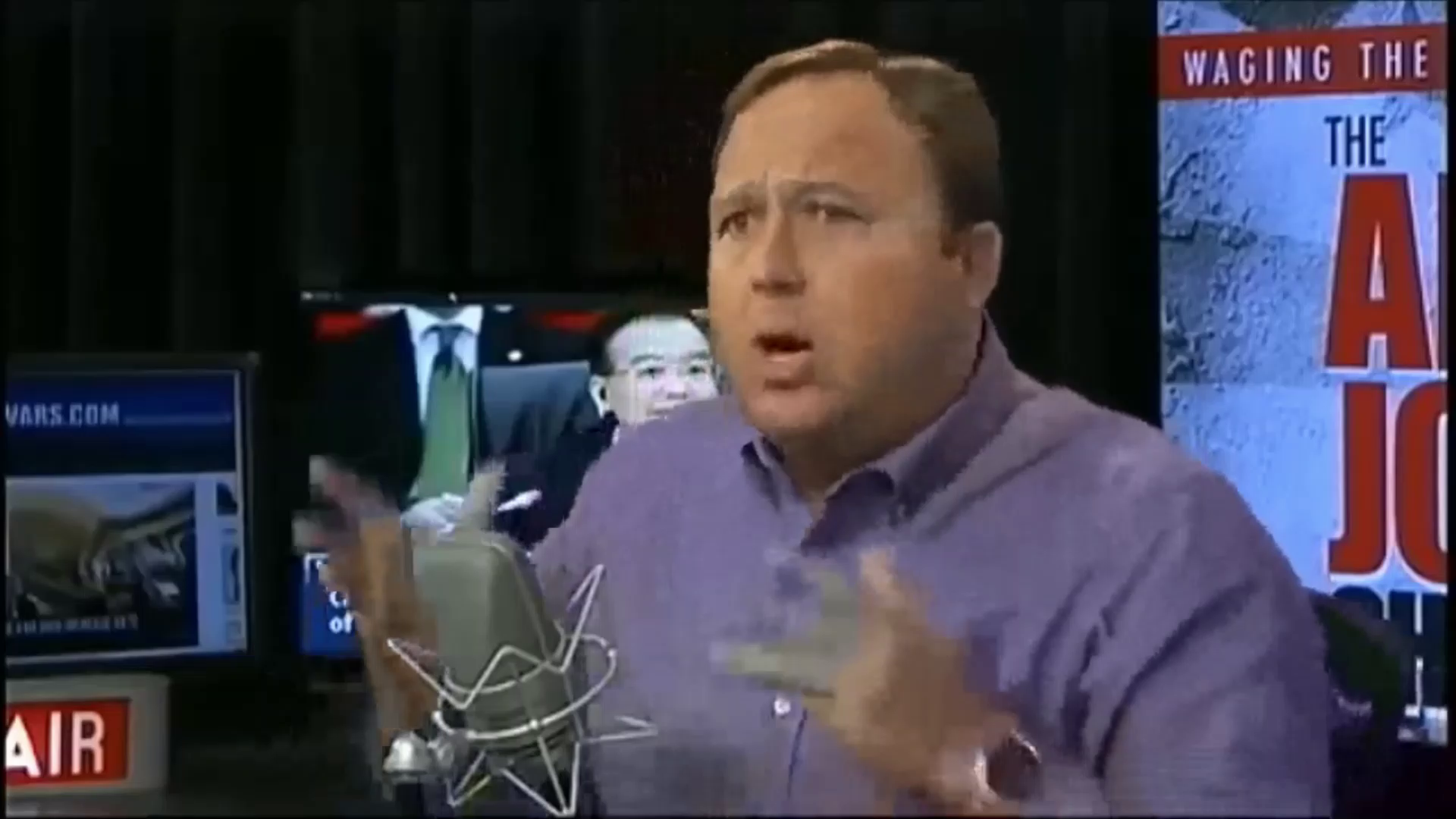 I am jewish - Alex Jones