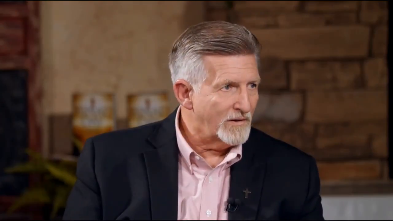 "⁣Rick Wiles - ""the only good thing that will come out of this is that a lot of stupid people will be killed off"""