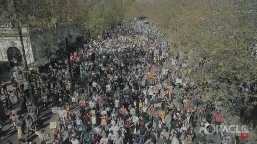 Humanity on its Feet - Oracle Films - London 24-04-2021