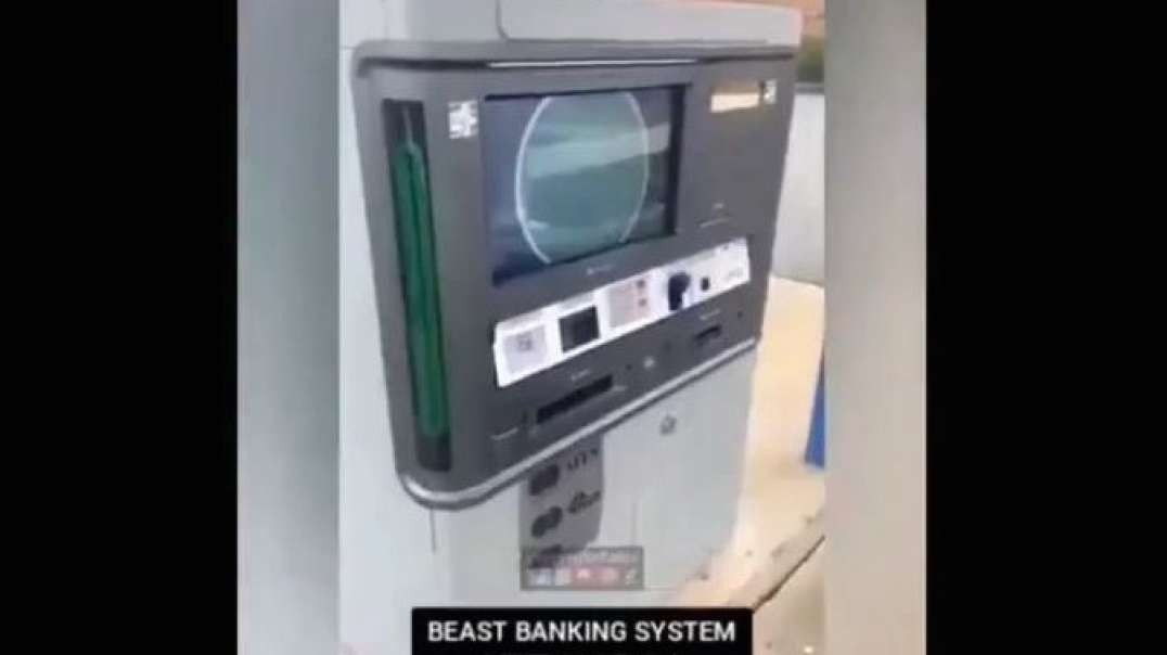 ⁣The Beast System - The New ATM? You Ready to Scan your Chip?