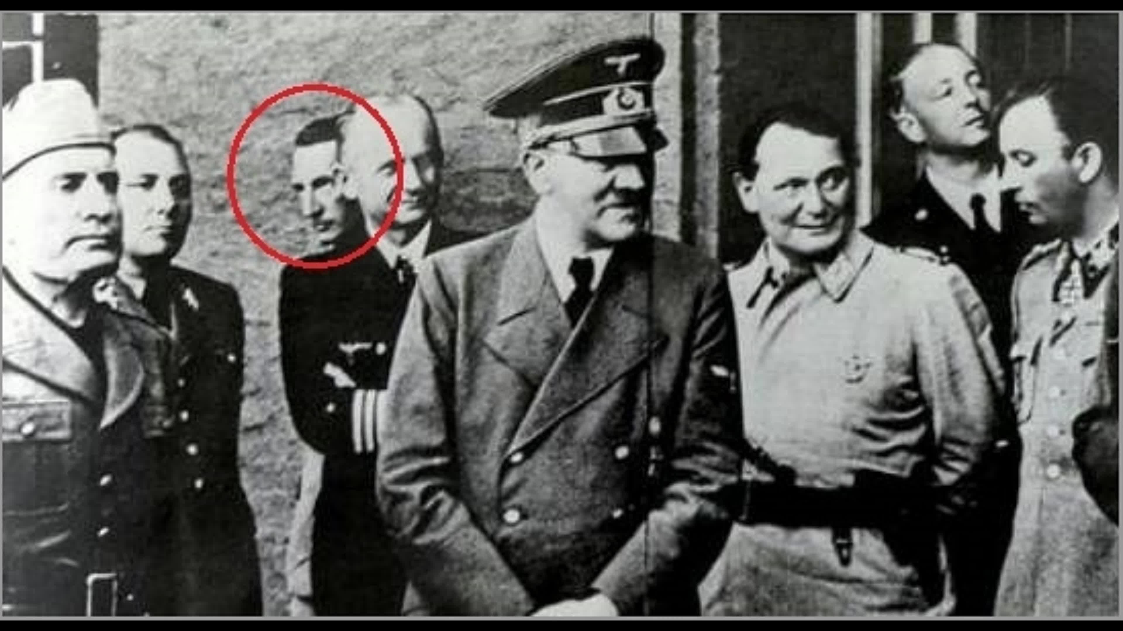 Report to  Himmler on Evola