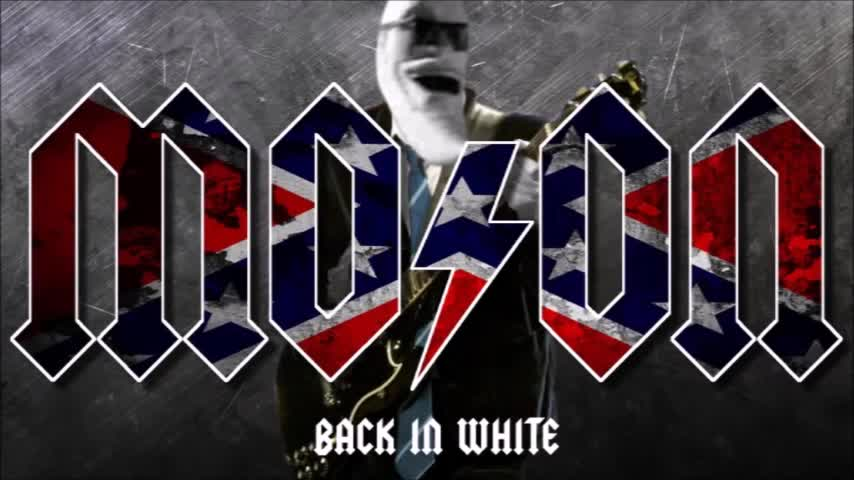 Moon Man - Back in White